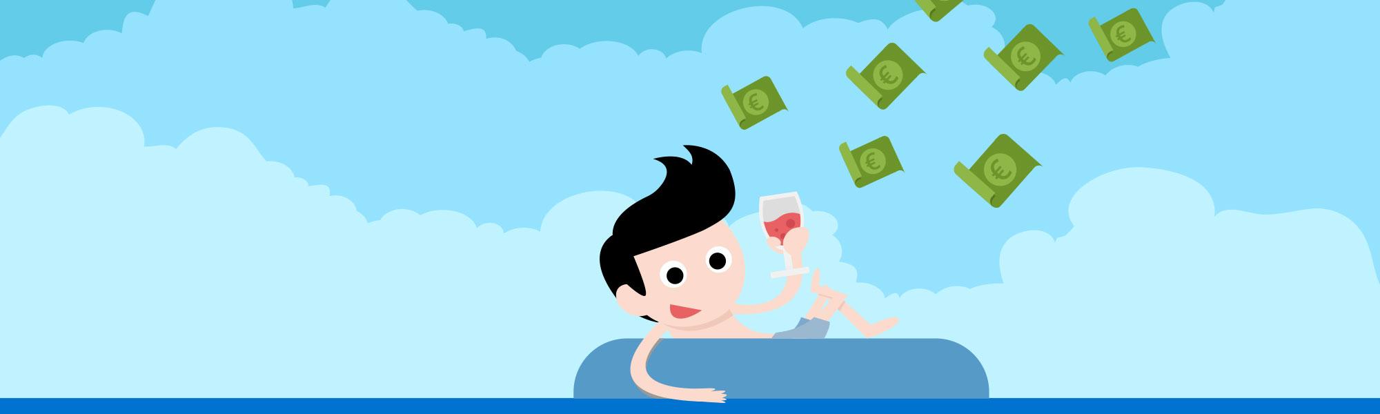 Vitaal inkomen kapitaal zorg vermogen